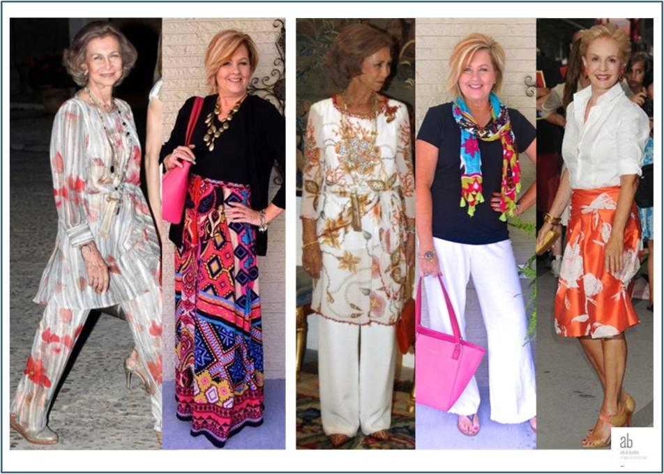 mujeres de sesenta