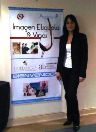 Seminario de  Imagen Etiqueta y Vinos
